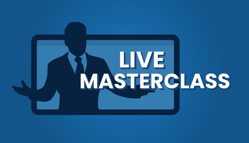 Live Masterclass
